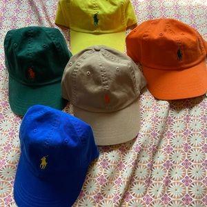 Polo Ralph Lauren caps